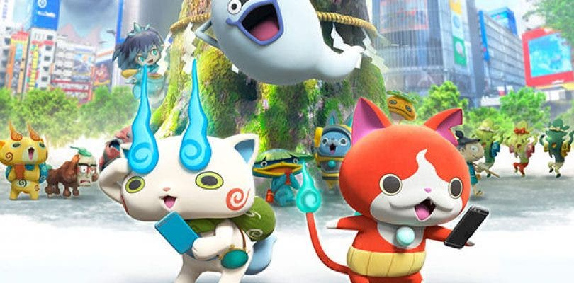 LEVEL-5 anuncia Yo-kai Watch World, su título multijugador para móviles