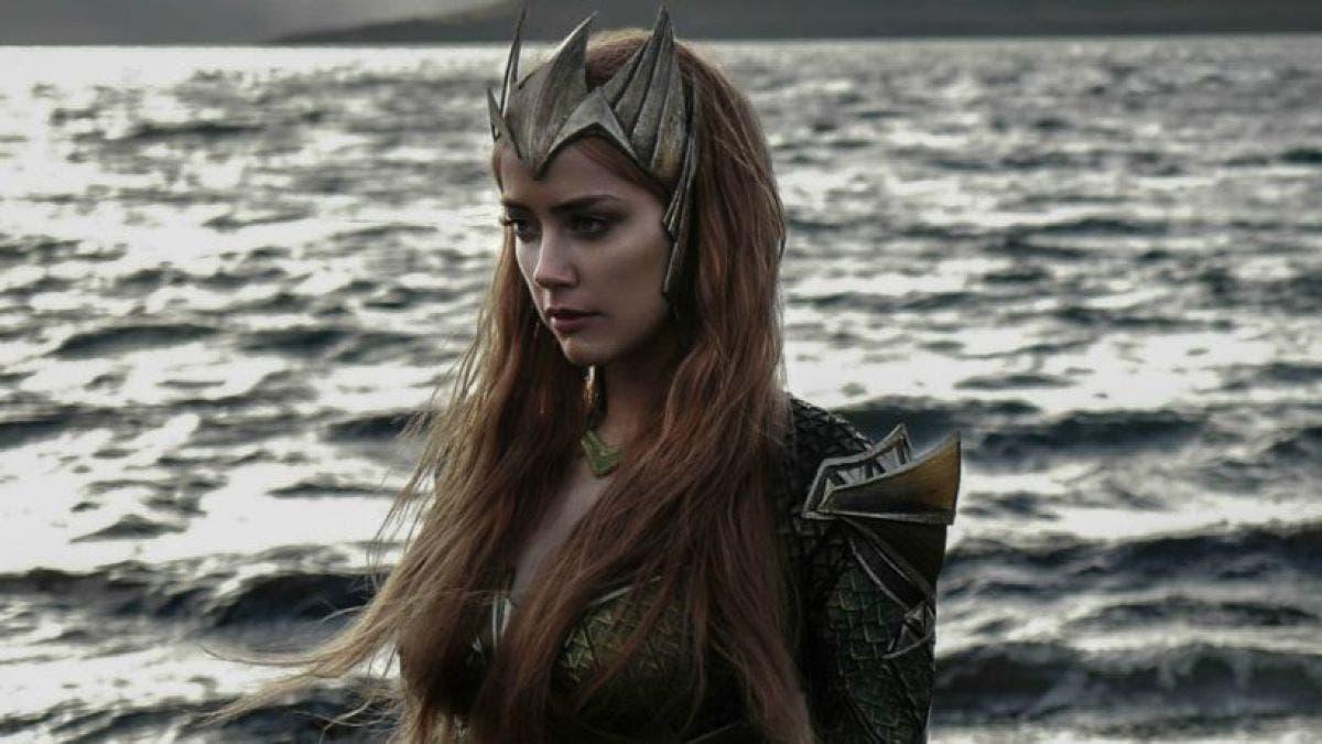 Imagen de Amber Heard explica las diferencias de Mera entre Justice League y Aquaman