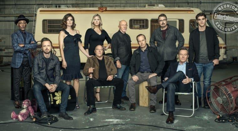 Imagen de La premiere de El Camino reúne al reparto de Breaking Bad