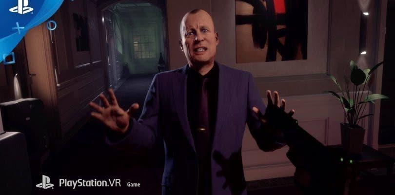 Nueva propuesta para PlayStation VR, Blood & Truth
