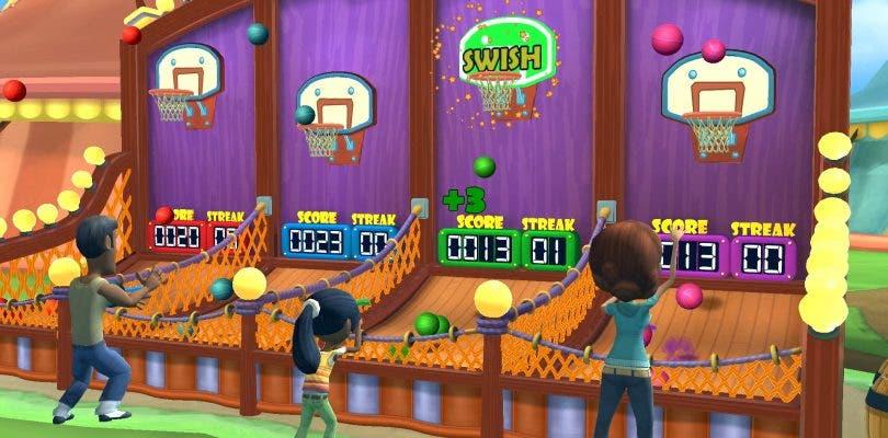 Carnival Games traerá todo un parque de atracciones a Nintendo Switch