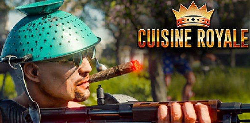 Así es Cuisine Royale, la parodia gratuita de PlayerUnknown's Battlegrounds