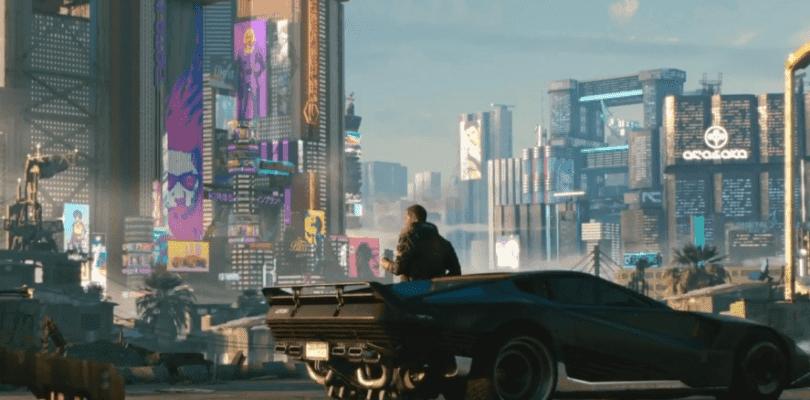 Cyberpunk 2077 se muestra por fin en un nuevo y espectacular tráiler