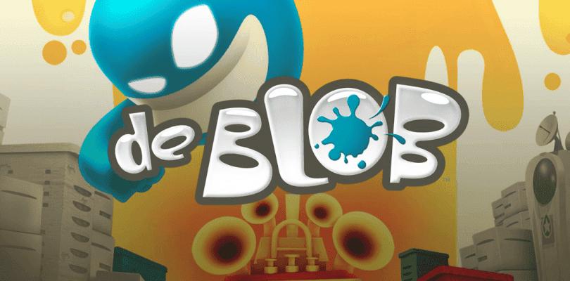 de Blob ya tiene fecha de lanzamiento en Nintendo Switch
