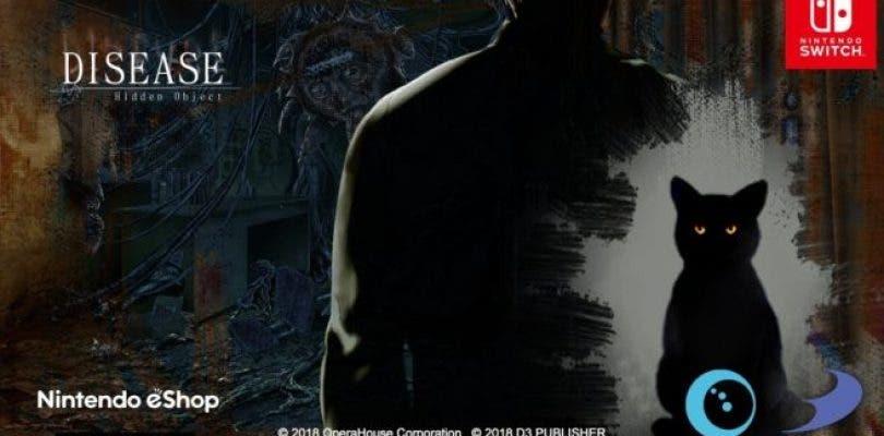 El título de misterio Disease: Hidden Object llegará a Switch próximamente