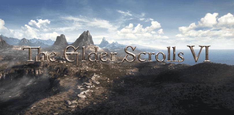 The Elder Scrolls VI sorprende y es anunciado con un expectante teaser en el E3 2018