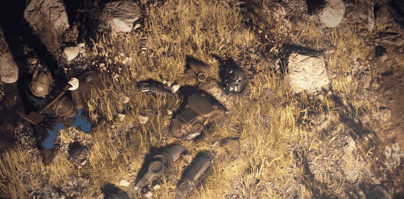 Podremos comerciar con otros jugadores en Fallout 76