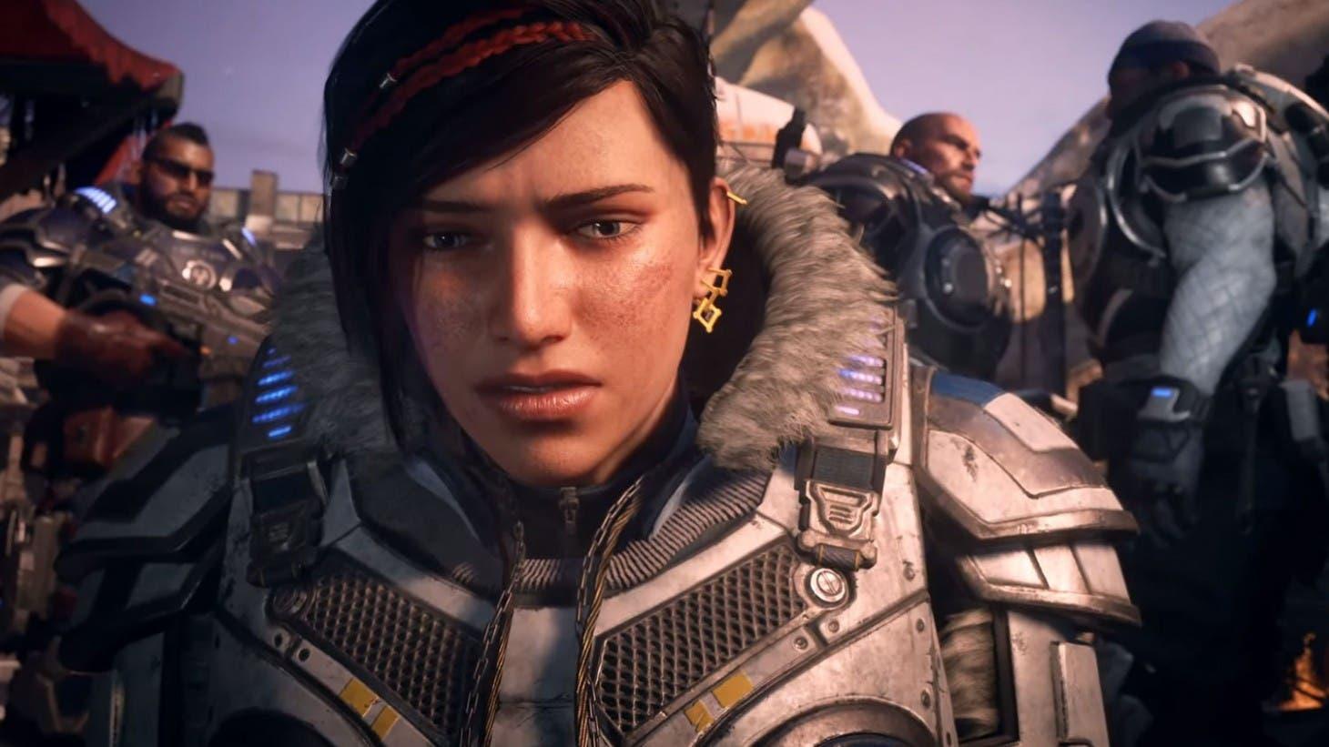 """Imagen de La historia de Gears 5 forma parte de los planes de The Coalition para una """"saga"""""""