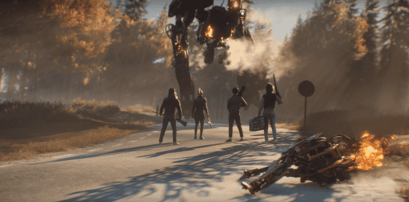 Generation Zero es lo nuevo de Avalanche Studios, creadores de Just Cause