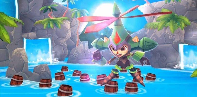Heroki publica un nuevo gameplay a escasos días de su lanzamiento en Switch