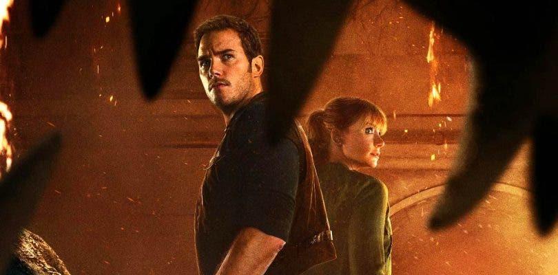 Crítica de Jurassic World: El reino caído, dinosaurios en el día de la marmota