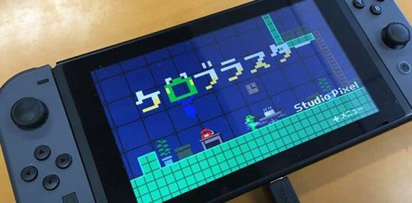 Kero Blaster llegará a Nintendo Switch este verano