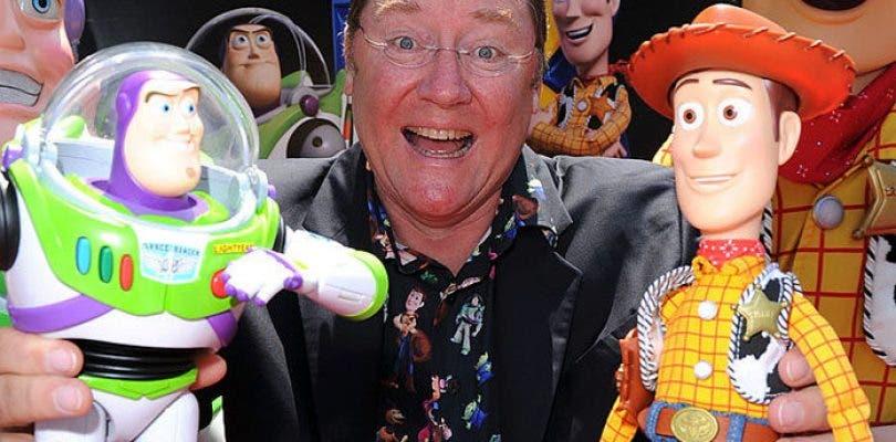 Disney despedirá definitivamente a John Lasseter a finales de año