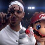 Rafa Nadal contra Mario en este nuevo tráiler de Mario Tennis Aces