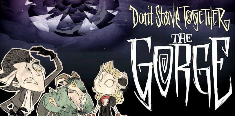 El evento especial The Gorge llega a Don't Starve Together