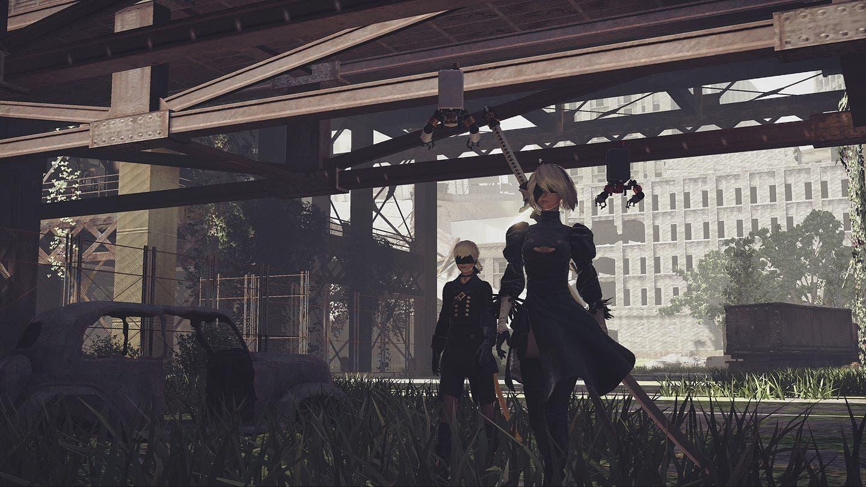 Imagen de La posible versión de NieR: Automata para Switch sigue dependiendo de Square Enix