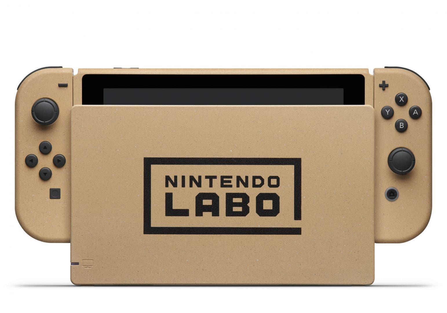 Imagen de Participa ya en el Nintendo Labo Creators Contest y gana grandes premios