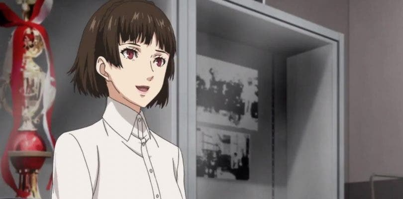 Makoto entra en escena en el episodio 10 de Persona 5: The Animation