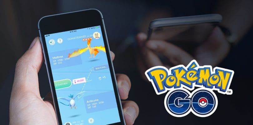 Niantic introduce en Pokémon GO los intercambios y una nueva lista de amigos