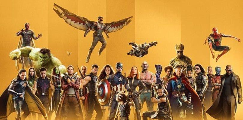 Marvel Studios se pasa al dorado para celebrar su décimo aniversario