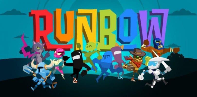 Runbow presenta su tráiler de lanzamiento para Nintendo Switch y PlayStation 4