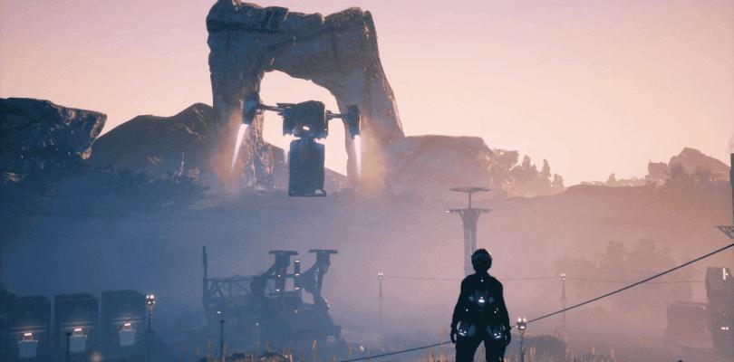 El título de construcción Satisfactory aparece en su primer gameplay