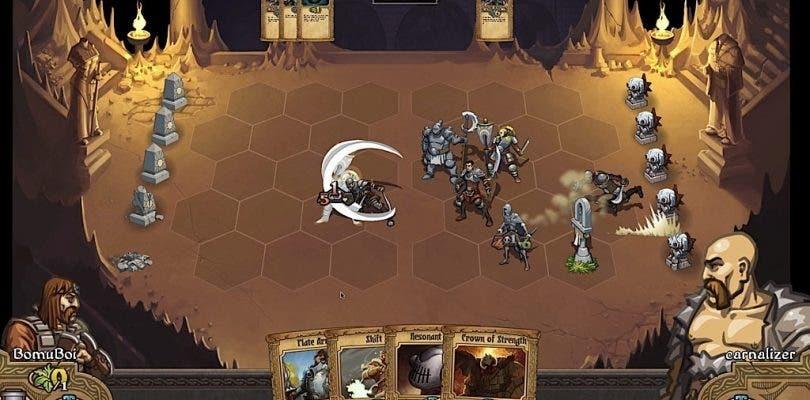 El juego de cartas Scrolls resucita tras meses del cierre de sus servidores
