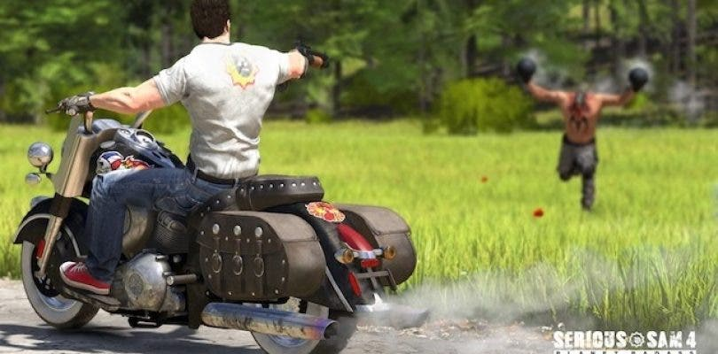 Serious Sam 4 podrá llegar a tener hasta 100.000 enemigos en pantalla