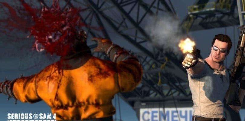 Serious Sam 4: Planet Badass se deja ver en varias imágenes antes del E3 2018