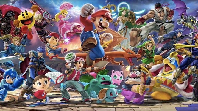 Game Critics Awards Nintendo