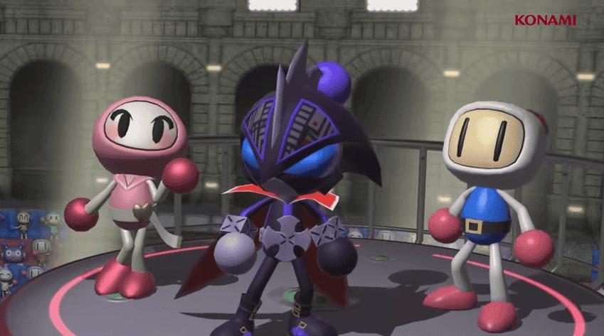 Imagen de Super Bomberman R para Nintendo Switch recibirá un personaje exclusivo