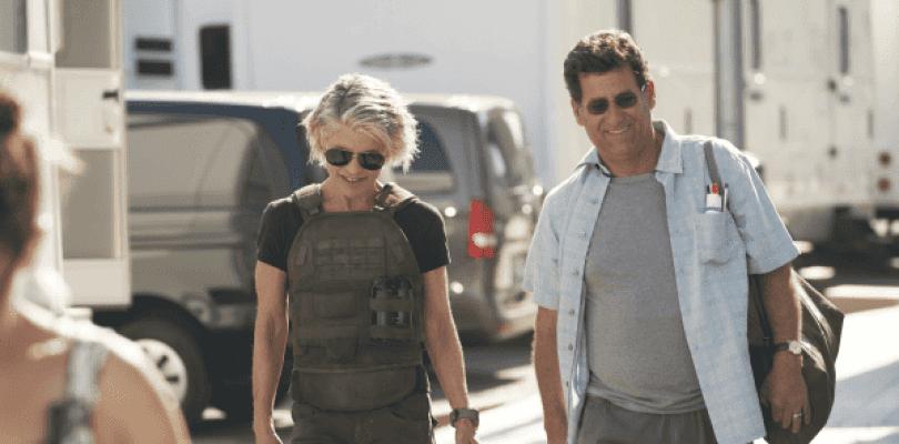 Sarah Connor regresa en las primeras imágenes del rodaje de Terminator 6