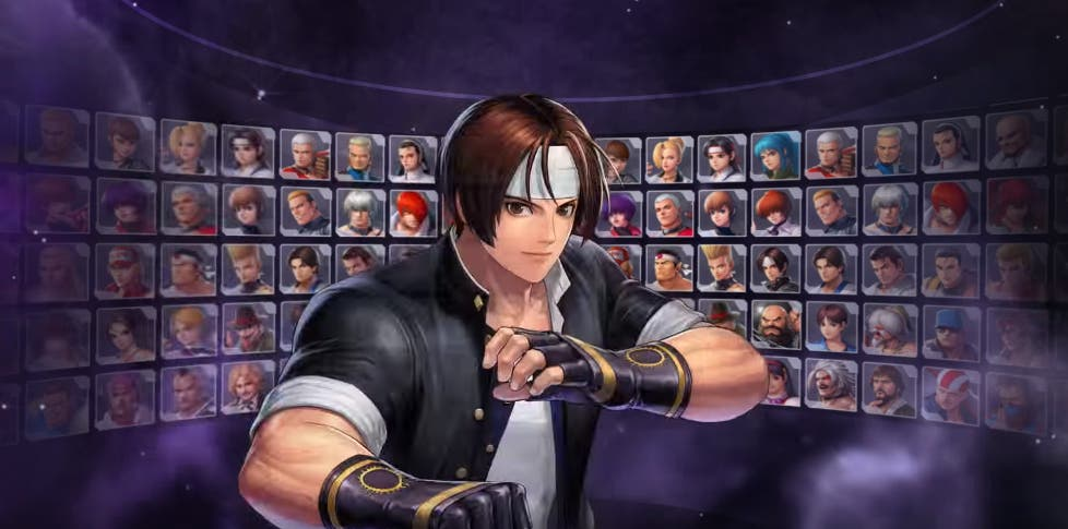 the king of fighters xv 2020