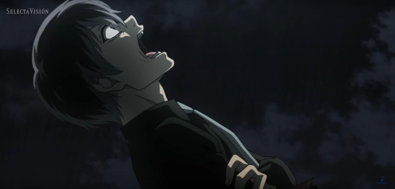 Imagen de Sasaki se enfrenta a su pasado en el episodio 11 de Tokyo Ghoul:re