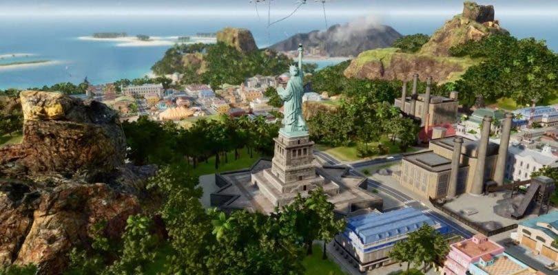 Tropico 6 vuelve a retrasarse, esta vez, hasta el mes de marzo