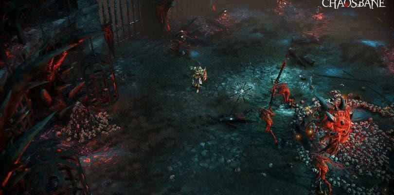 Anunciado Warhammer: Chaosbane para PC y consolas