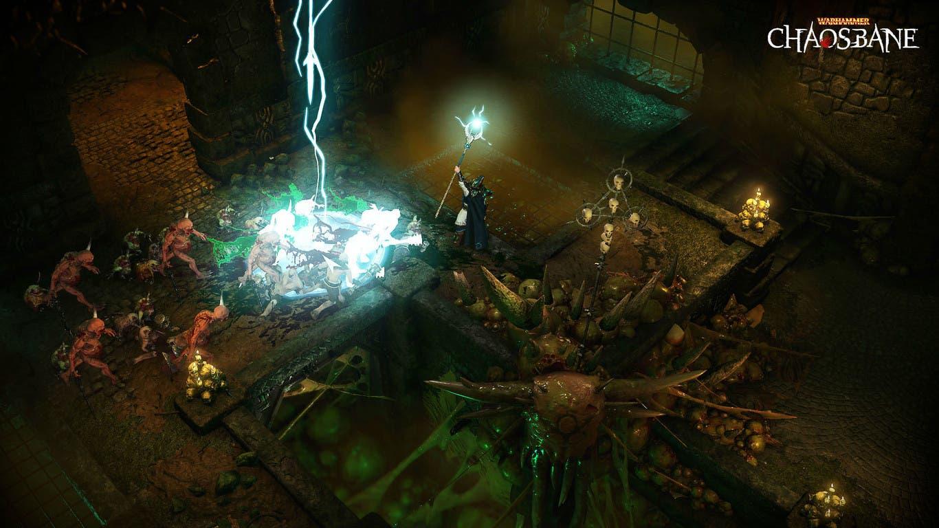 Anunciado Warhammer Chaosbane Para Pc Y Consolas