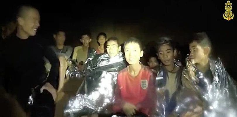 El rescate de los niños tailandeses ya está siendo adaptado a película