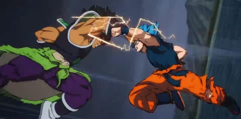Así es el espectacular tráiler de Dragon Ball Super: Broly en español