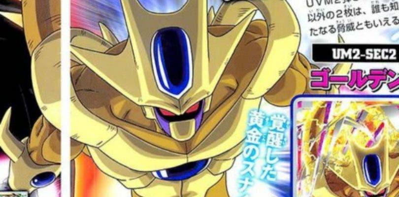 Llega Golden Cooler en la sinopsis del episodio 2 de Dragon Ball Heroes