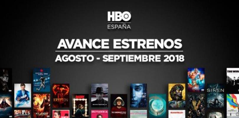 Estas son todas las novedades que llegan a HBO España en agosto