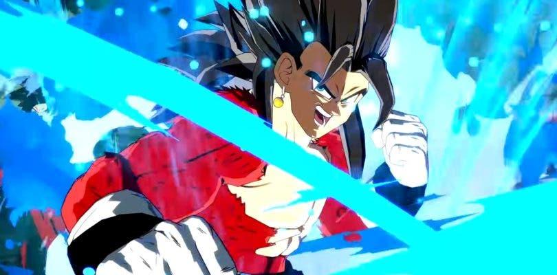 Un increíble mod nos trae a Vegetto SS4 en Dragon Ball FighterZ