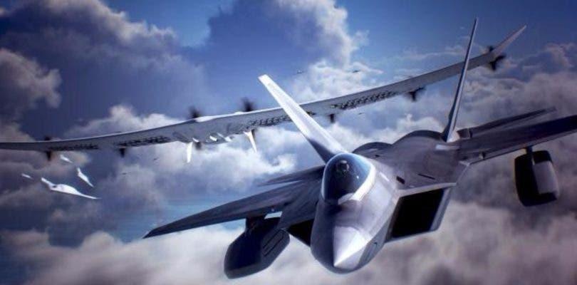 Los predecesores de Ace Combat 7 figuran entre sus incentivos de reserva