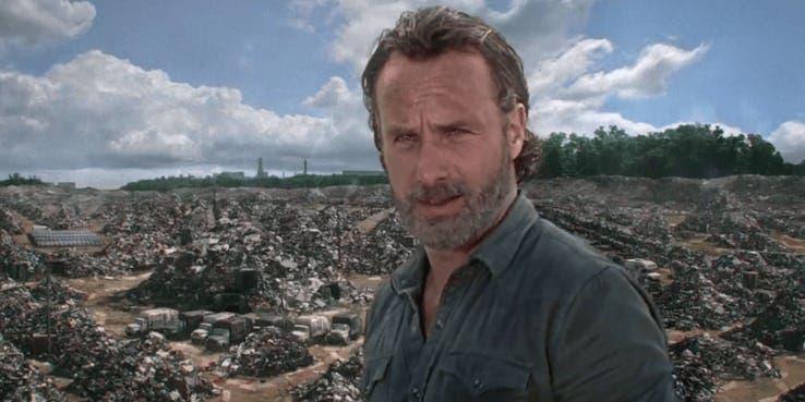 Imagen de El creador de The Walking Dead confirma la salida de Andrew Lincoln