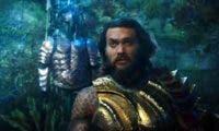 El rey de los mares siembra tormentas en el primer tráiler de Aquaman