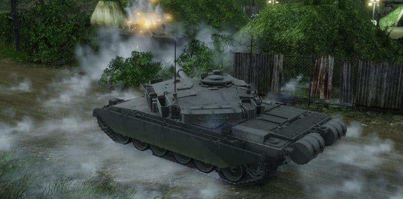Armored Warfare ya cuenta con fecha de lanzamiento para Xbox One