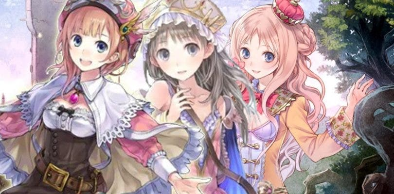 Koei Tecmo confirma Atelier Rurua: The Alchemist of Arland 4, secuela de la trilogía original