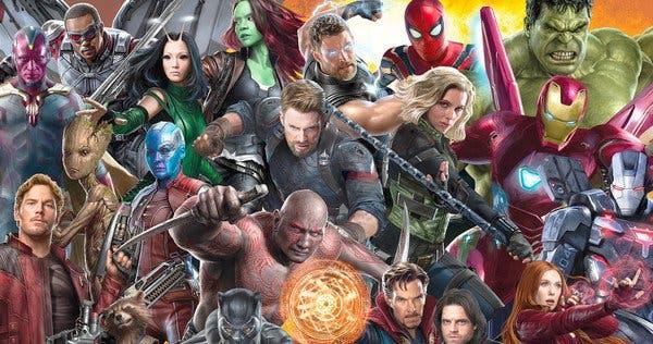 Imagen de Un miembro de Marvel Studios filtra el posible título oficial de Avengers 4