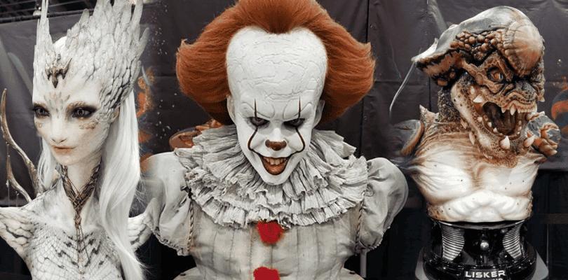 Elite Creatures Collectibles sorprende con algunos de los mejores bustos de la Comic Con