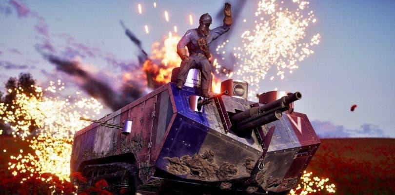 Battlefield 1 recibirá una nueva actualización la próxima semana